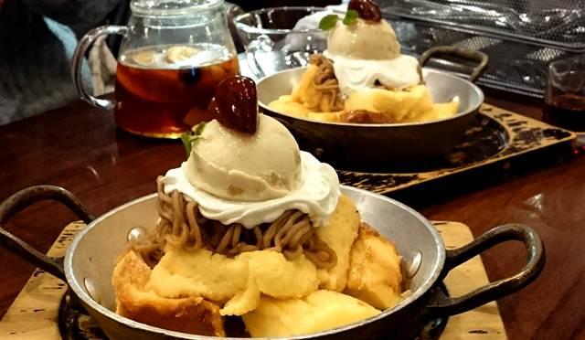 栗のフレンチケーキ.JPG